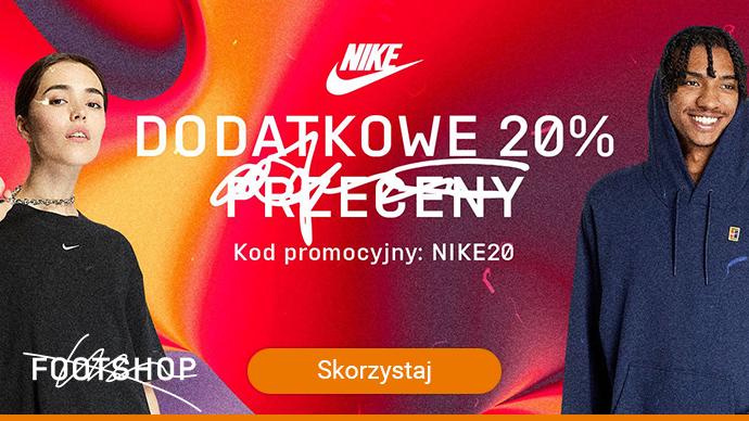 Footshop - dodatkowe 20%