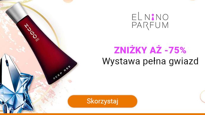 Elnino - Zniżky aż -75%