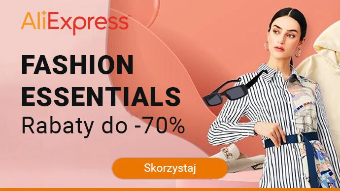AliExpress - rabaty do -70%