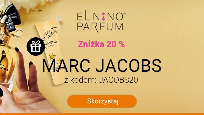 Elnino - Marc Jacobs -20%