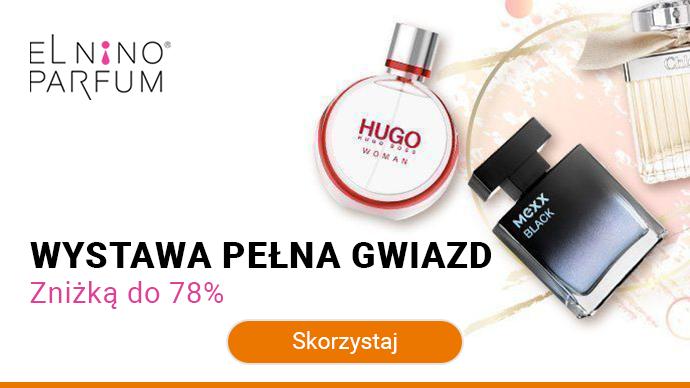 Elnino Parfum - zniżką do 78%