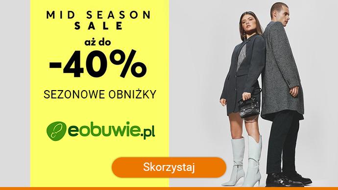 Eobuwie - mid season sale