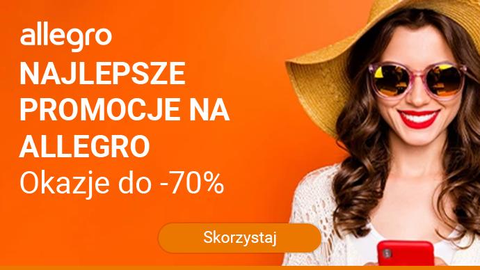 Allegro - okazje do -70%