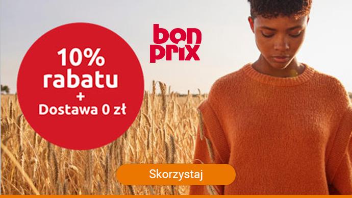 Bonprix - 10% rabatu